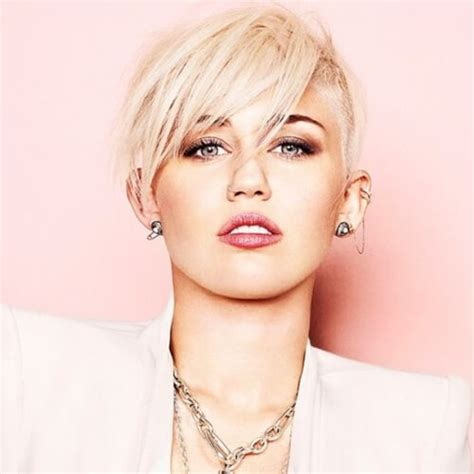 miley cyrus haircut name platinum and piecey miley cyrus haircut hair motive hair