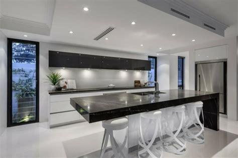 mod鑞es de cuisines modernes 99 id 233 es de cuisine moderne o 249 le bois est 224 la mode