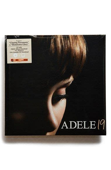 Vinyl Adele adele 19 lp vinyl record vinyls adele and black