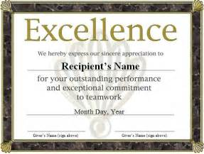 word award certificate template free award certificates templates free award