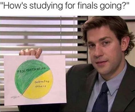Ross Mba Class Pass Fail by Studying The Office And Pretty Much On