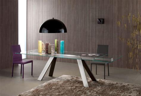 tavoli per sale da pranzo tavolo rettangolare piano in vetro per sale da pranzo