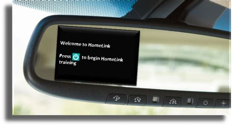 How To Program A Homelink Garage Door Opener by 2011 Toyota Avalon Easier Homelink Lets You Forget About