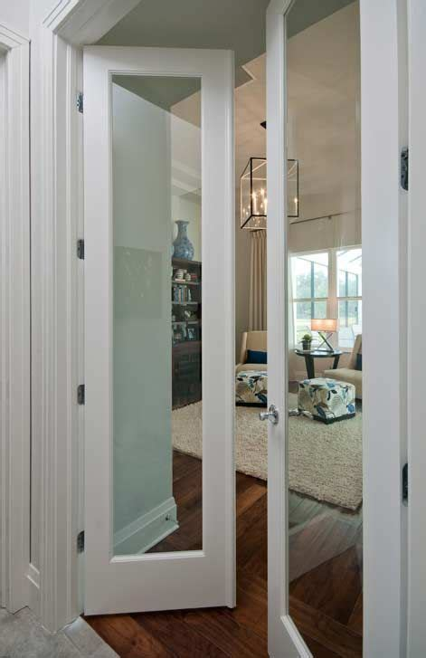 interior single glass panel door raymond design studio