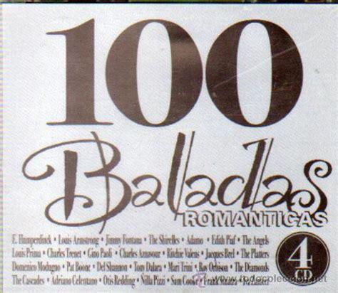 baladoj de la libro wikipedia s ballads of the book as translated by gramtrans 100 baladas romanticas estuche con 4 cd s comprar cds