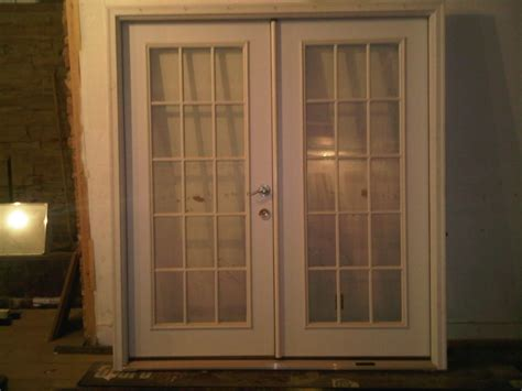 The Shop Must Go Steel French Patio Doors 250 Steel Patio Doors