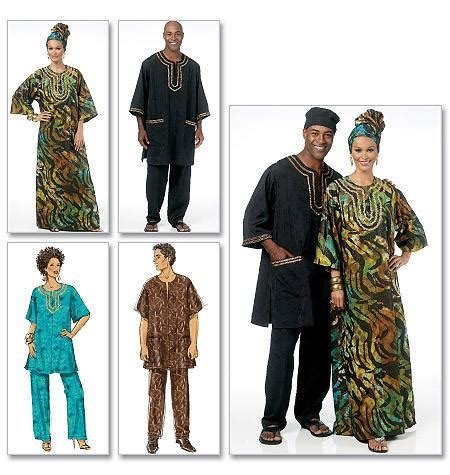 sewing patterns in south africa butterick pattern b5725 misses mens african clothing