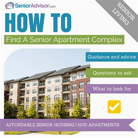 how to buy an apartment low income housing for seniors senioradvisor com blog