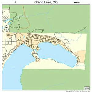 lake colorado map grand lake colorado map 0831715