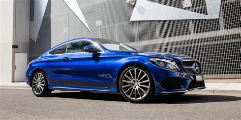 2016 mercedes c class coupe review caradvice
