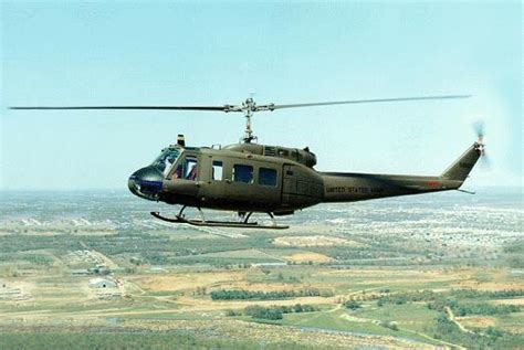 Is Uh by Uh 1 Huey Helicopter Aircraft