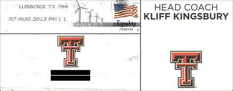 up letter to kingsbury gbh letters 3 kliff kingsbury answers my fanmail
