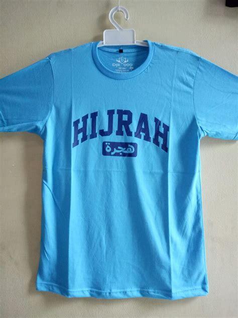 Kaos Muslim Anak Tangan Panjang Sunnah At 26 Size M L grosiran kaos distro muslim bandung dewasa rp 25 000 baju3500