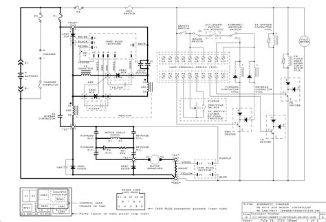 dc electric vehicle schematic get free image about