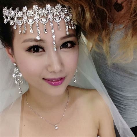 bridal hairstyles online hairstyles tiara promotion online shopping for promotional