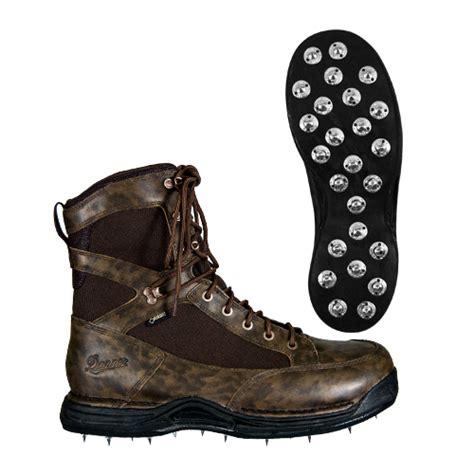 caulk boots danner pronghorn 8 quot calk logger boot by hoffman