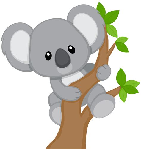 clipart koala фото автор ladylony на яндекс фотках dibujos