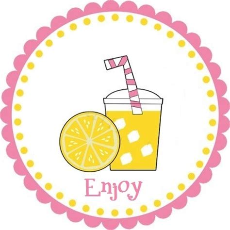printable lemonade banner lemonade stand kit free printable and summer c link
