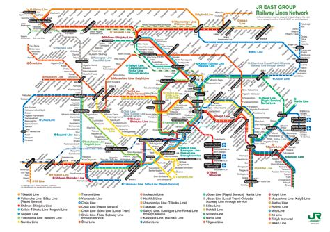lines map trying to understand tokyo s rail system yamanoterider