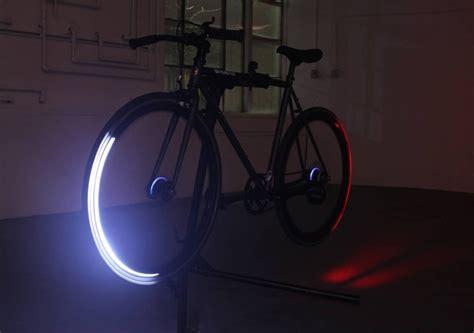 Revo Light by Revolights Skyline Bicycle Lighting System The Green