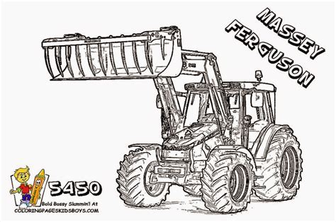 farm tractor coloring page tractor coloring pictures free coloring pictures