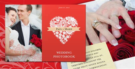 indesign photobook template wedding photobook