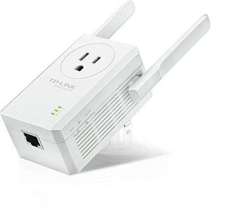 Tp Link Wa860re N300 Wireless Range Extender 2 Antena Power Mod 1 tp link n300 wi fi range extender with pass through outlet tl wa860re ebay