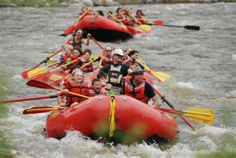 Rock Garden Rafting The Mick Family Picture Of Rock Gardens Rafting Glenwood Springs Tripadvisor