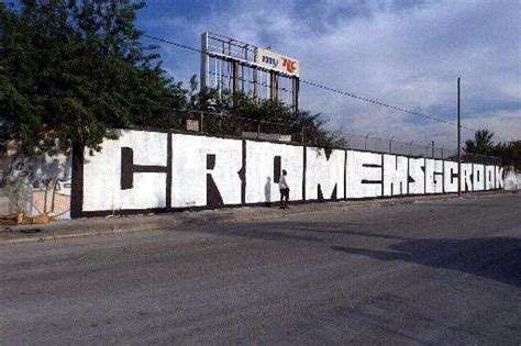 Baseball Wall Mural south florida s graffiti problem in the 90s had an emblem