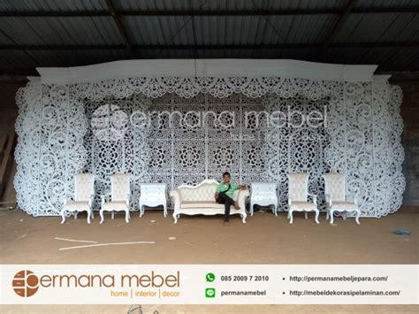 Sofa Manten Pelaminan Kursi Meja Tamu Minimalis Mebel Ukir Jati Jepara dekorasi pelaminan karet permana mebel mebel dekorasi