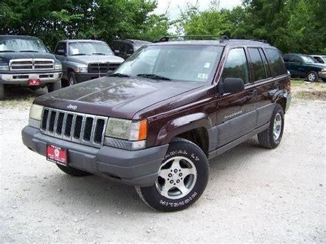 1996 Jeep Laredo Jeep Grand Laredo 9 1996 Jeep Grand