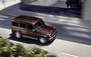 Pictures Of Mercedes G Class 2016 Mercedes G Class Benefits From New V 8 Chassis