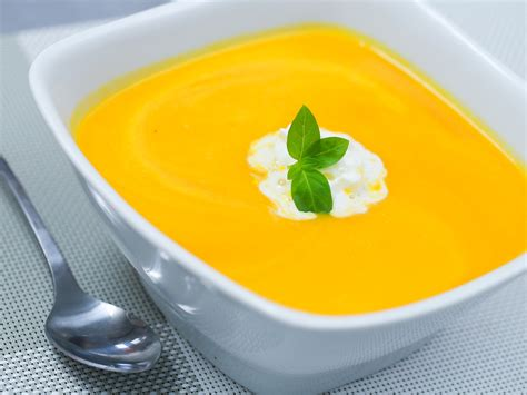 butternut squash soup how to make butternut squash soup 7 steps with pictures