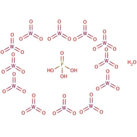 Tungstophosphoric Acid Hydrate 1005830100 phosphotungstic acid cas 12501 23 4 santa biotech