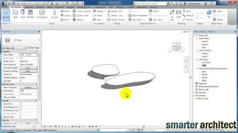 revit link tutorial revit roof tutorial revit curved roof youtube