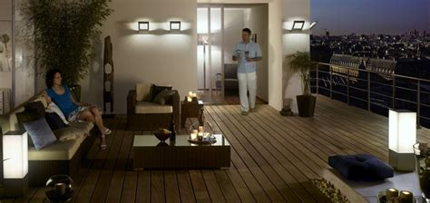 terrassen wandleuchte balkon und terrasse privathaus licht