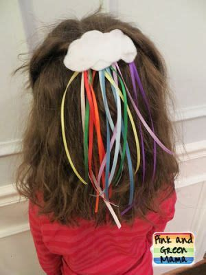 diy ribbon hairstyles 1000 images about st patrick s day hairstyles on