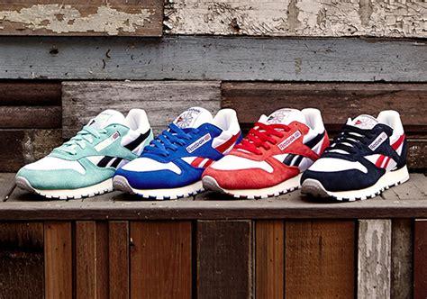 reebok classic leather quot korea pack quot sneakernews