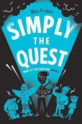 simply the quest read book summary