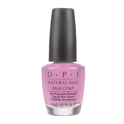 opi nail products opi nail base coat 15ml feelunique