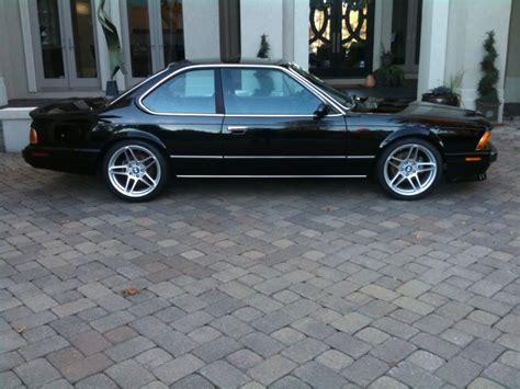 1988 bmw m6 series 1988 bmw 6 series m6 pass german cars for sale blog