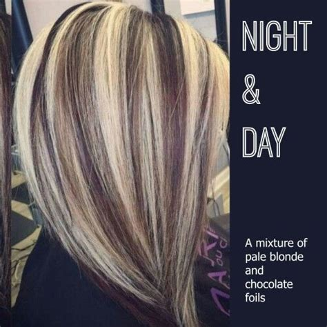 hair foils colour ideas 25 best ideas about chunky highlights on pinterest