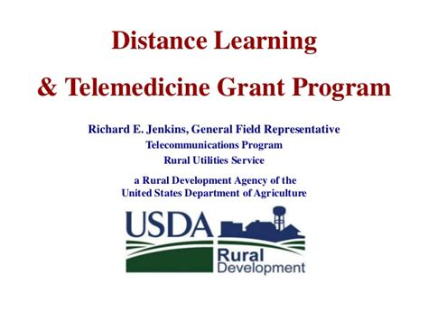 Mba In Telecom Management Distance Learning by Distance Learning Telemedicine Grant Program