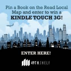 Local Giveaway Site - spread the word about the 49th shelf