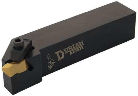 Square Overall 1 dorian tool ns square shank dornotch external threading and grooving holder right cut 1 1