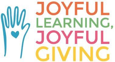 Joyful Giving special events