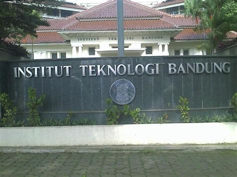 Kaos Institut Teknologi Bandung 1920 3 profil kus itb institut teknologi bandung kusaja