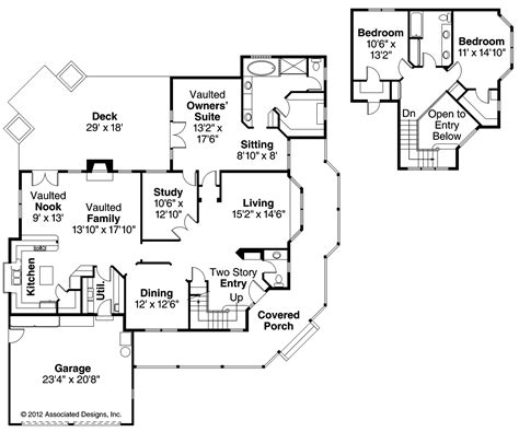 Hearthstone Home Plans by Country House Plans Hearthstone 10 200 Associated Designs