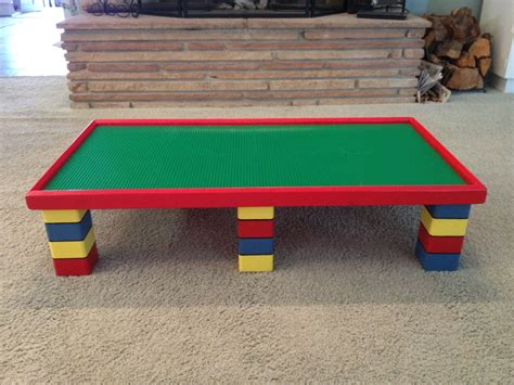 lego table for child building table 20x40x10 activity table for children