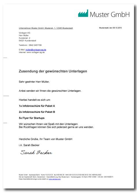 Mahnung An Chef Muster Brief Im Englischen Schreiben